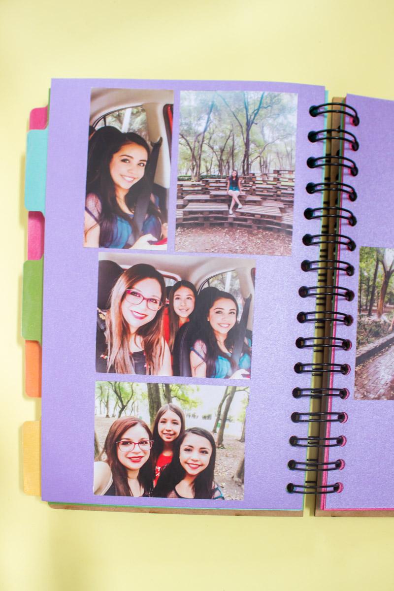 diario de fotos