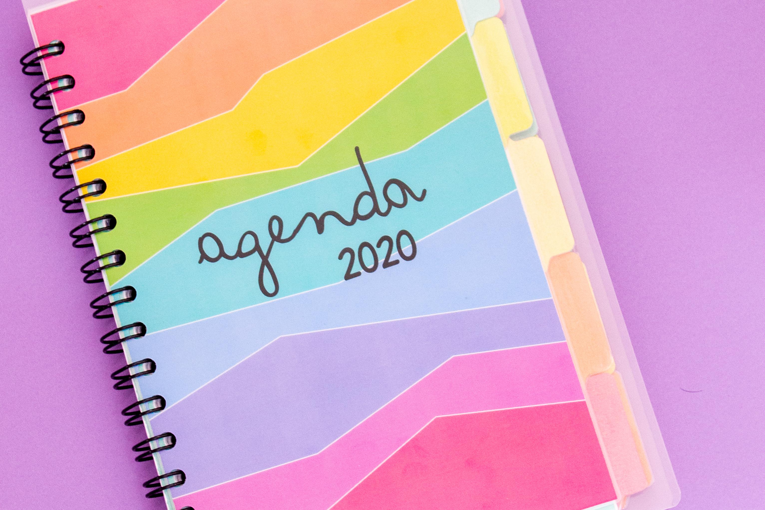 Agenda 2020 Descargala Gratis Sayil Diy