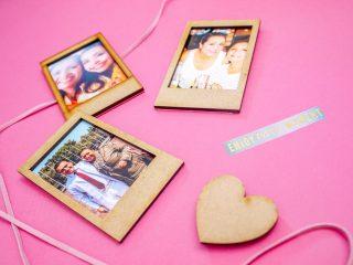 Imanes Instax DIY | Regalo Día de las Madres