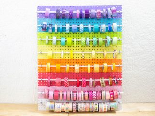 Organizador de Washi Tapes DIY
