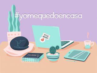 6 Post de Instagram con Recomendaciones para la Cuarentena