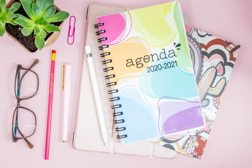 Agenda Escolar 2020 2021 Descargala Gratis Sayil Diy
