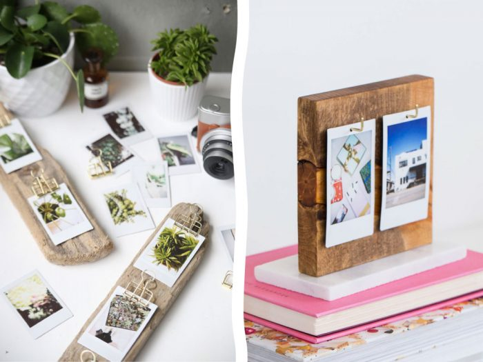 Ideas DIY con Fotos Instax / Polaroid