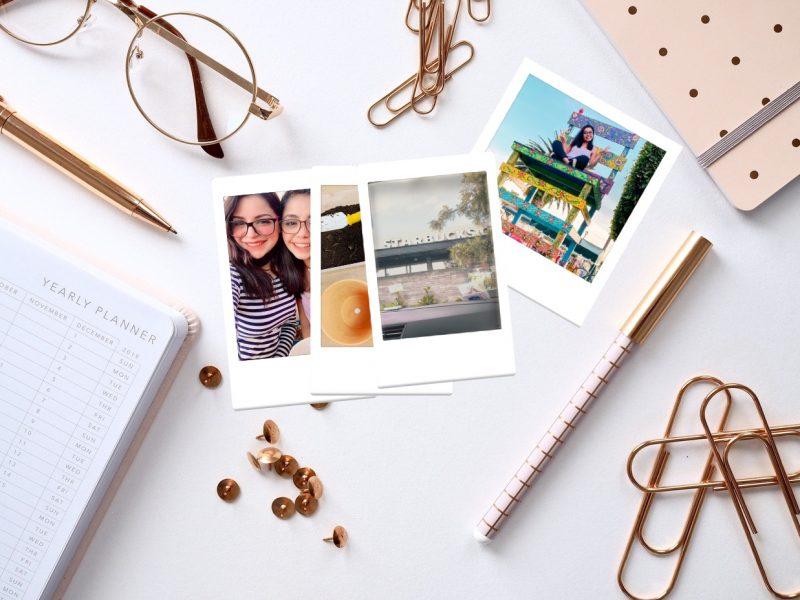 Haz Tus Fotos Polaroid / Instax en Casa