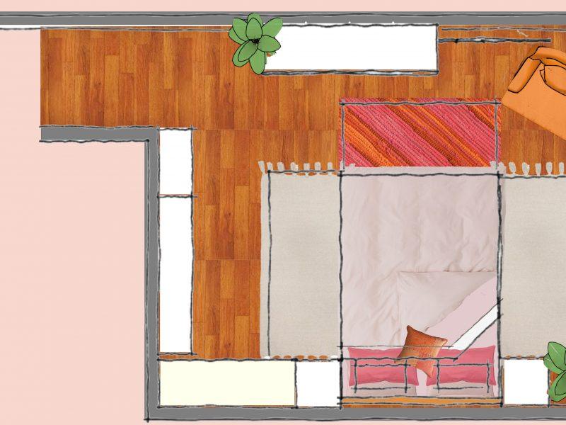 Mi nueva habitación: Presentación y mis ideas