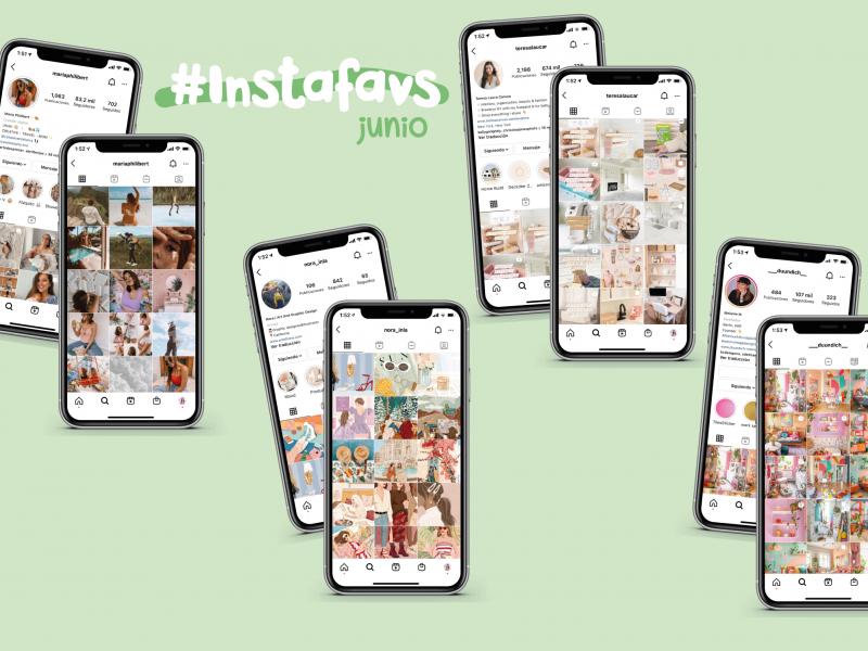 Cuentas Favoritas de Instagram de Junio